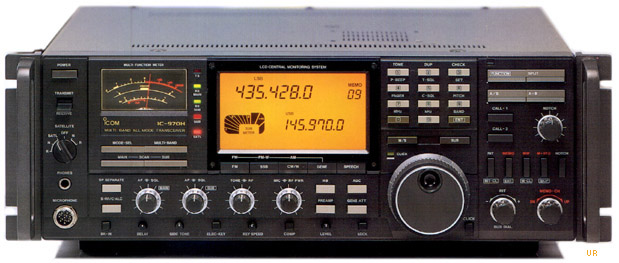 ICOM transceiver IC-970H